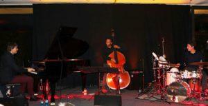 Jazz in den Ministergärten // Triosence in der Landesvertretung Hessen (c) Landesvertretung Hessen