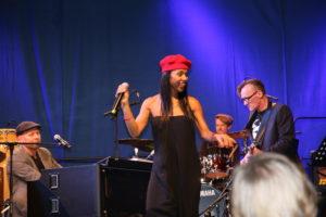 Jazz in den Ministergärten // Soulmates feat. Myra Maud (c) Landesvertretung Niedersachsen