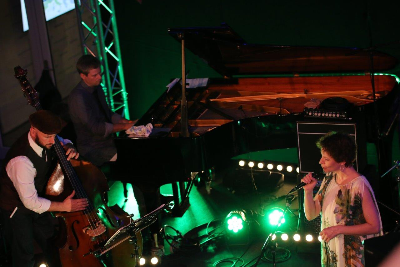 Jazz in den Ministergärten // BoMania (C) Landesvertretung