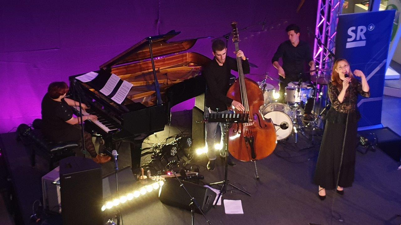 Jazz in den Ministergärten // Both Sides Now - The Music