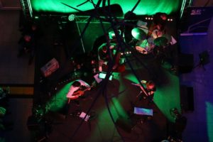 Jazz in den Ministergärten // DOS MAS DOS (C) Landesvertretung des Saarlands